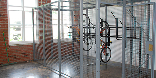 BeastWire Bike Caging